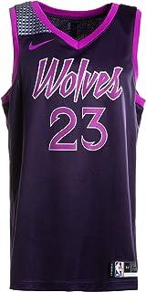 a90617422 Nike Jimmy Butler Minnesota Timberwolves City Edition Swingman Jersey -  Purple