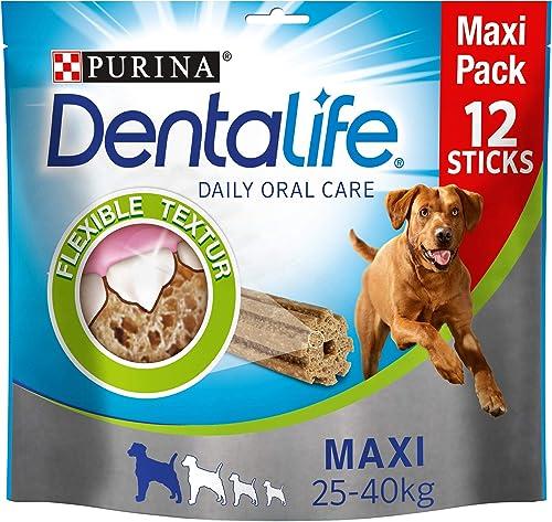 Purina Dentalife - Snacks pour Chien de grande taille - Lot de 5(5x 426g)