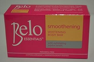 Belo Essentials Smoothening Whitening Body Bar 135 g, Pack of 1