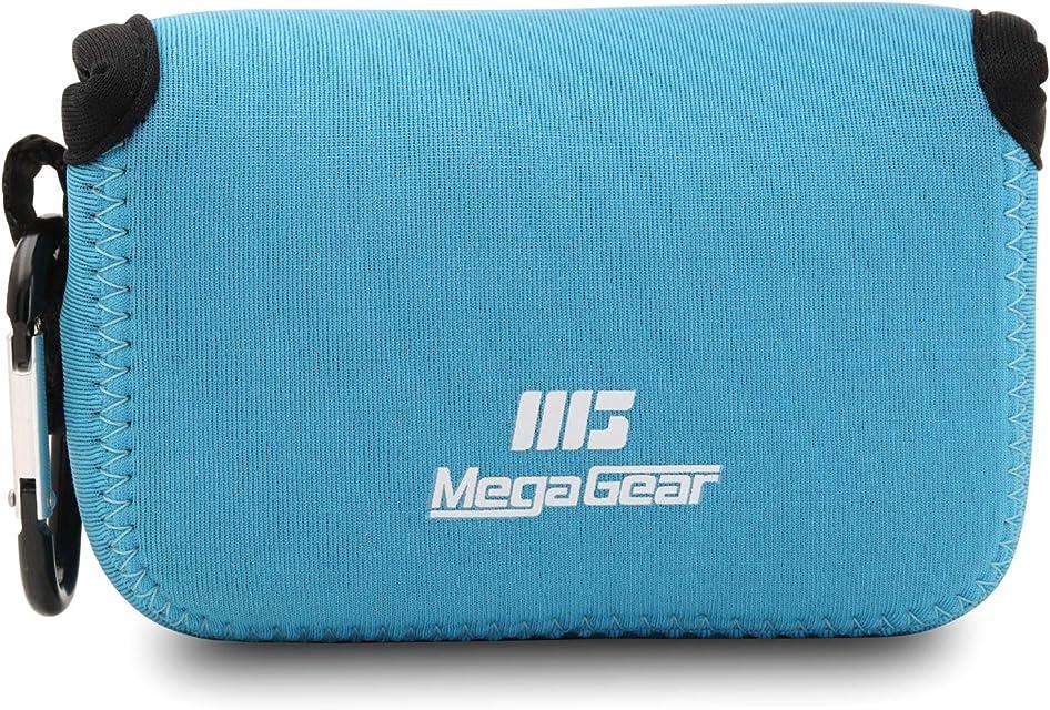 MegaGear Estuche de cámara Ultra Ligero de Neopreno Compatible con Canon PowerShot G7 X Mark III G7 X Mark II