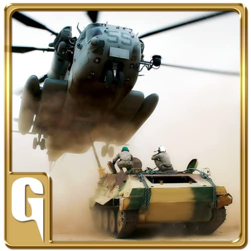 War Tanks Helicopter Simulator