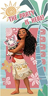 Disney Moana Door Banner