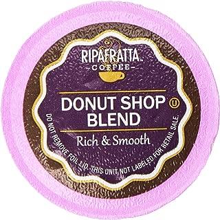 Ripafratta Donut Shop Coffee Single Serve , 80 Count