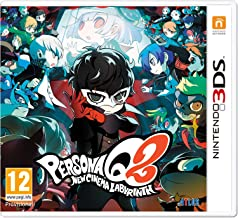 Persona Q2 New Cinema Labyrinth Launch Edition 3DS Game
