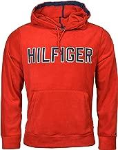 Tommy Hilfiger Men's Polar Logo Fleece Hoodie