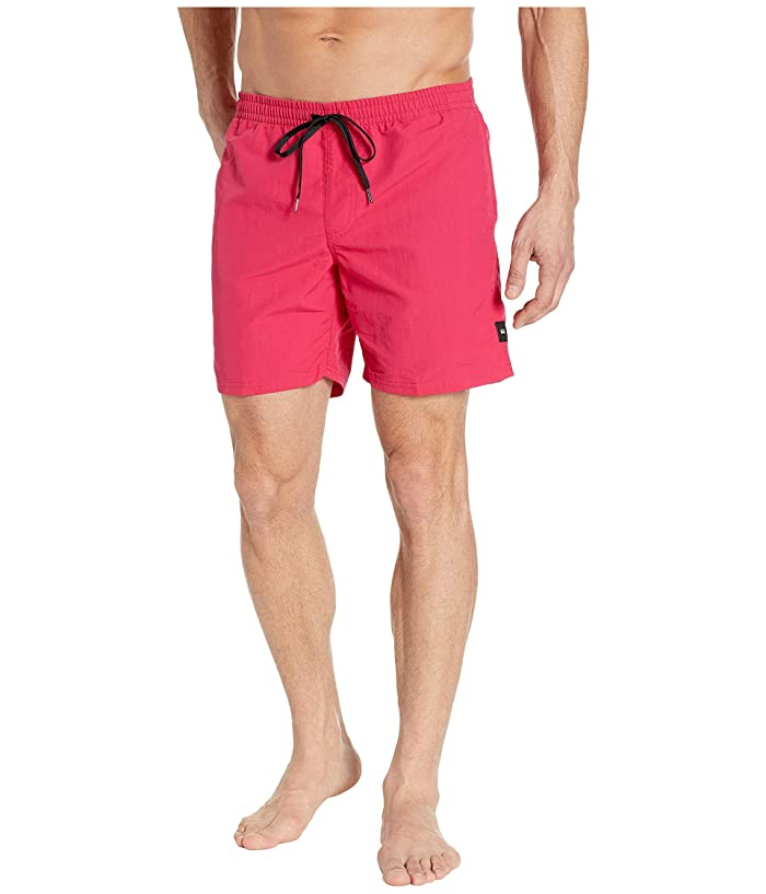 3683e7c5ce0c9 Vans Primary Volley Boardshorts (Jazzy) Men's Swimwear