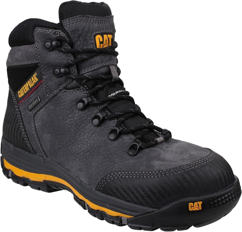 Caterpillar Mens Mens Mens Munising Waterproof Safety Boots