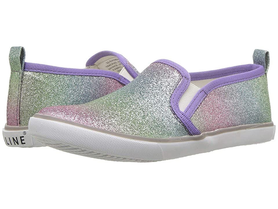 Amiana 6-A0864 (Toddler/Little Kid/Big Kid/Adult) (Rainbow Ombre Glitter) Girls Shoes