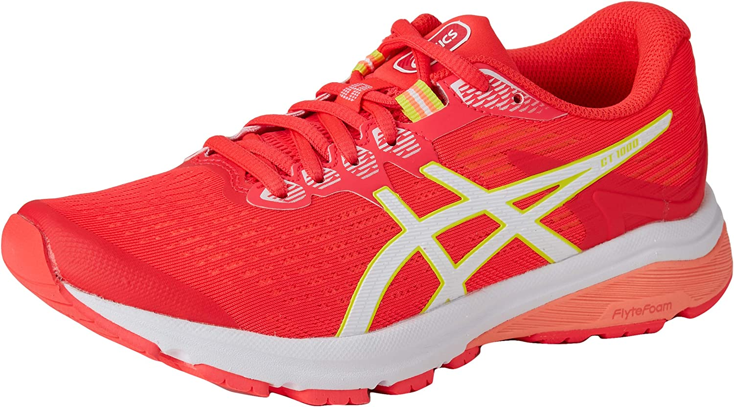 ASICS Fashionable Gt-1000 8 Womens Running Shoes Trainers Award 1012A460 Sneakers
