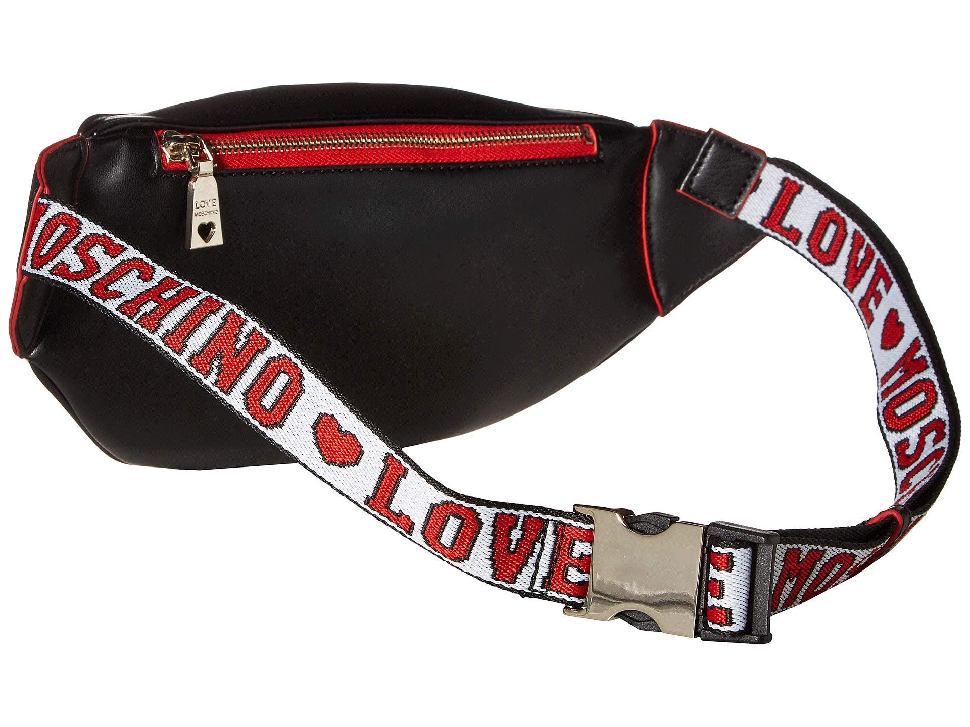 Heart Fanny ivory Pack Love Black Moschino Design 15Yq5ztw