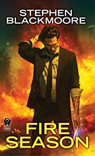 Fire Season (Eric Carter Book 4)