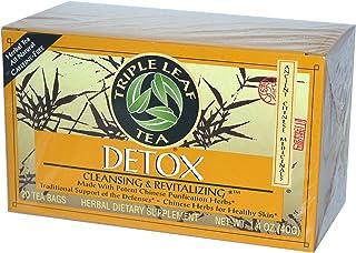 Triple Leaf Tea Detox Tea Bags