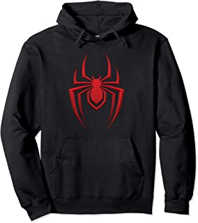 Marvel Spider-Man: Mile Morales Game Spider Icon Sweat à Capuche