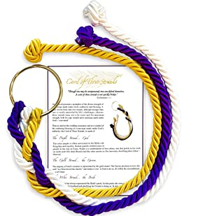 3 strand rope wedding ceremony