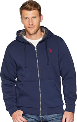 Solid Lined Fleece