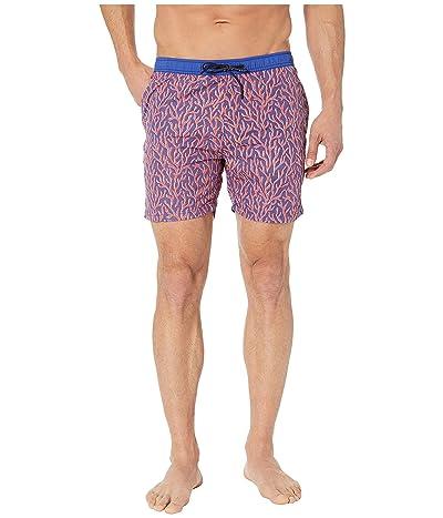 Scotch & Soda Classic Swim Shorts with Summer All Over Print (Combo B) Men
