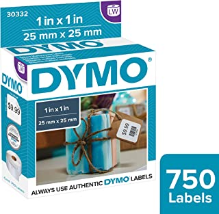 """DYMO Authentic LW Multi-Purpose Square Labels 