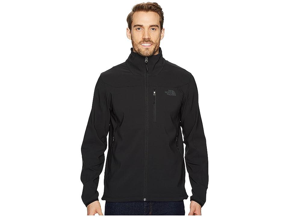 The North Face Apex Nimble Jacket (TNF Black/TNF Black) Men