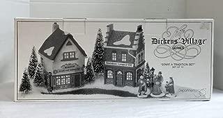 Dept. 56 Dickens' Village Series