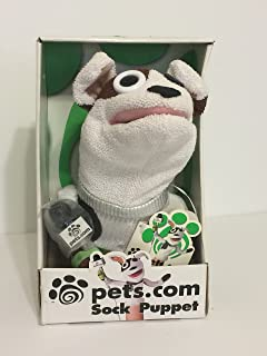 Pets.com Sock Puppet By Fun for All