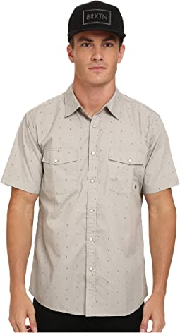 Wayne Short Sleeve Woven