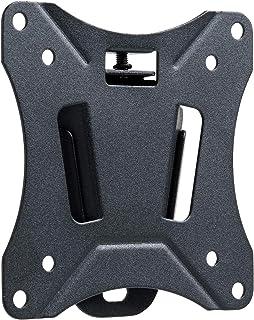 イーサプライ 壁掛け金具 テレビ モニター ディスプレイ 13~27インチ目安 耐荷重25kgまで 薄型 固定 VESA規格 汎用 EEX-LA021