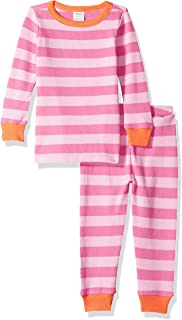 Gymboree Baby Girls 2-Piece Tight Fit Thermal Sleeve Long Bottoms Pajama