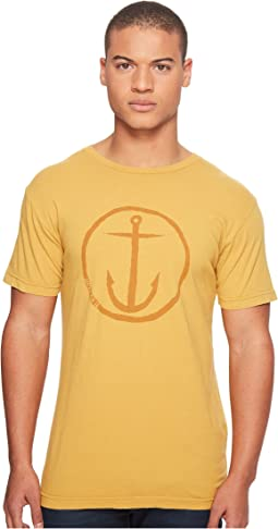 Captain Fin - Original Anchor Premium Tee