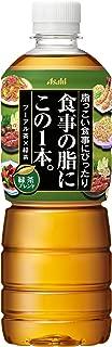 アサヒ飲料 食事の脂にこの1本。緑茶ブレンド お茶 ペットボトル 600ml×24本