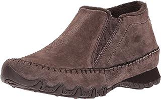 حذاء برقبة طويلة للكاحل لراكبي الدراجات النارية للنساء من Skechers