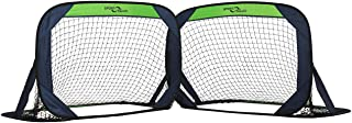 JOOLA Sport Squad Portable Soccer Goal Net (Set of 2)