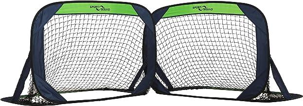 JOOLA Sport Squad Portable Soccer Goal Net (Set of 2)