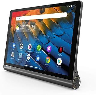 Lenovo YT-X705F Qualcomm Snapdragon 439 4GB RAM 64GB SSD 10.1-Inch FHD Tablet, Black, ZA3V0030AU