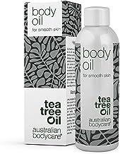 Australian Bodycare Body Oil 80 ml | Olja med Tea Tree Oil för bristningar, ärr och pigmentfläckar | Gravid, magen, rumpan...