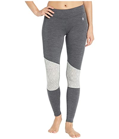 Smartwool Merino 250 Asymmetrical Bottoms (Ash Medallion) Women