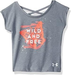 Under Armour Girls' Fashion Ss Tee Shirt