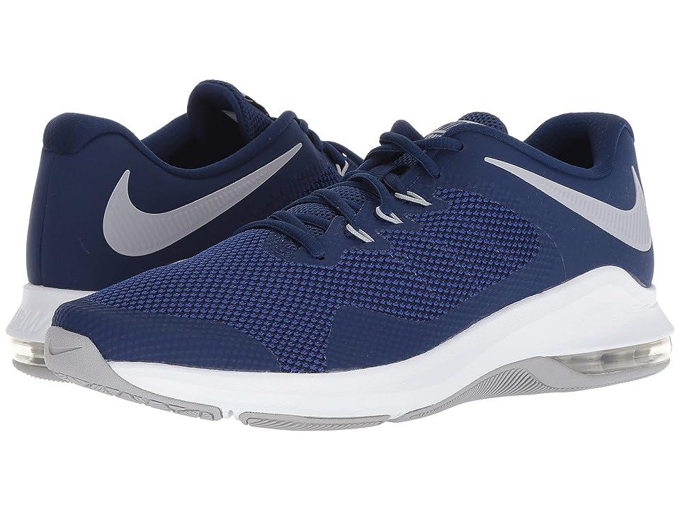 Nike Air Max Alpha Trainer (Blue Force/Wolf Grey) Men