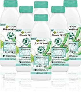 Garnier Ultimate Blends Conditioner For Normal - Dry Hair | Aloe Vera Hair Food Conditioner by Garnier Ultimate Blends | 9...