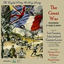 Great War Remembered in Songs & Poems