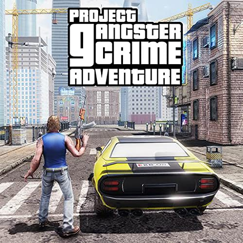 Projekt Gangster Vegas City Verbrechen Simulator: Criminal Mind Shooter Hardtime Survival Abenteuer Spiel 2018