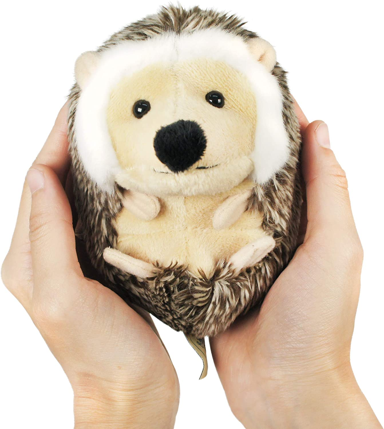 Helena The Hedgehog - Max 84% OFF 5.5 Inch Stuffed Columbus Mall Tiger T by Plush Animal