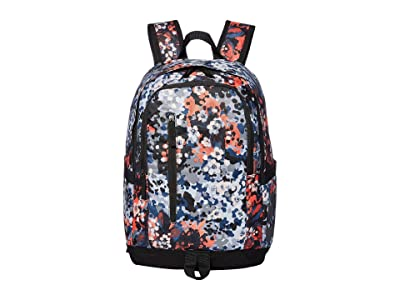 Nike All Access Soleday Backpack 2.0 All Over Print (Mystic Navy/Black/Black) Backpack Bags