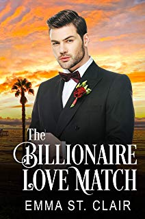 The Billionaire Love Match: A Clean Billionaire Romance (The Billionaire Surprise Book 1)