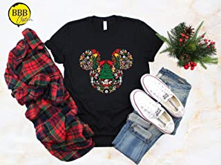 Best mickey christmas family shirts Reviews