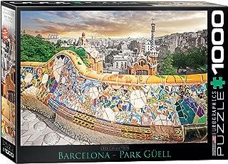 EuroGraphics Barcelona Puzzle (1000 Piece)