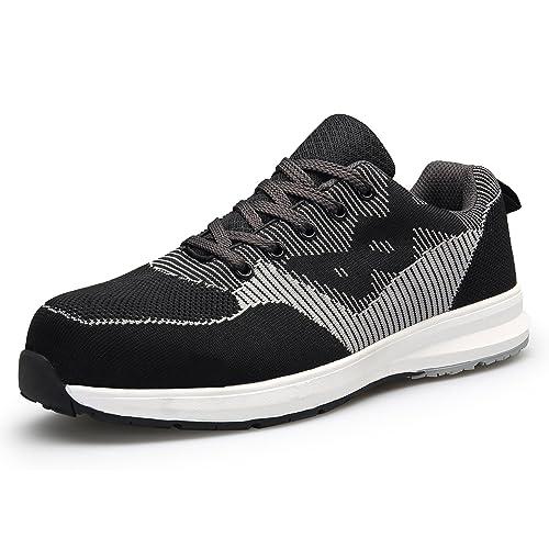 cc54843ce8c705 JUMPSTUDIOS Men s Work Safety Shoes