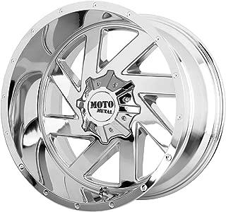 MOTO METAL MELEE CHROME MELEE 22x12 8x170.00 CHROME (-44 mm) Wheel TIRE