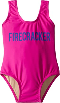 Firecracker One-Piece (Infant/Toddler/Little Kids)