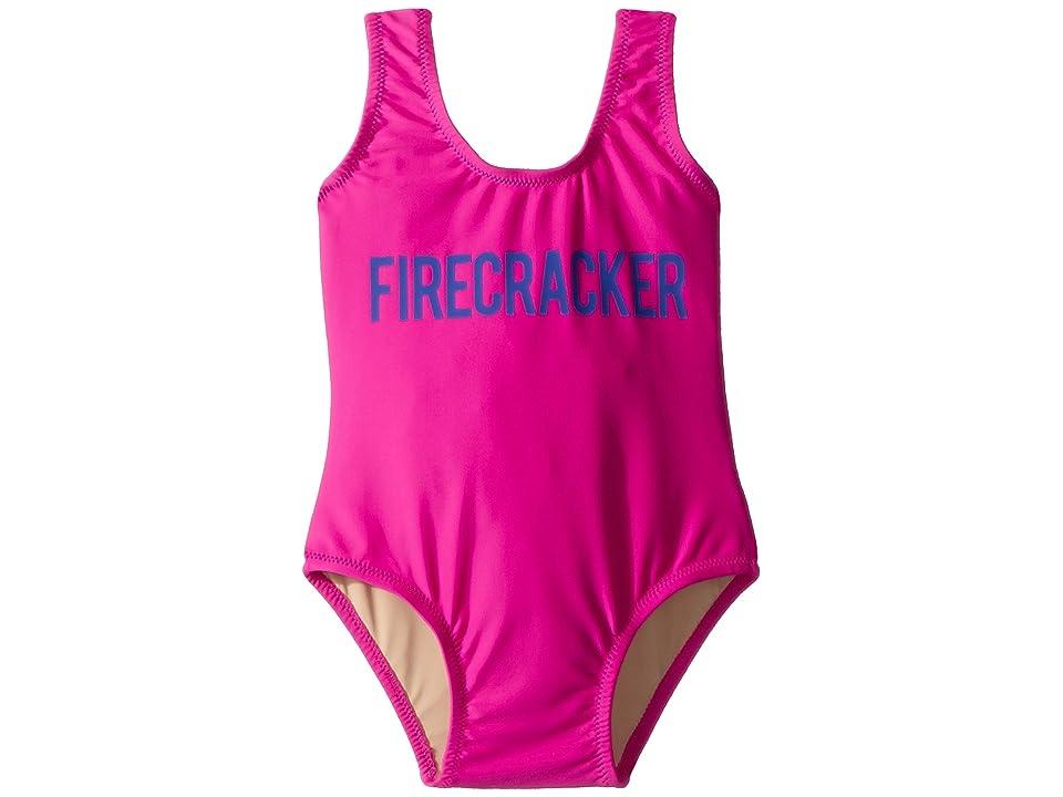 shade critters Firecracker One-Piece (Infant/Toddler/Little Kids) (Fuchsia) Girl