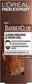 Best l oreal barber club beard oil Reviews